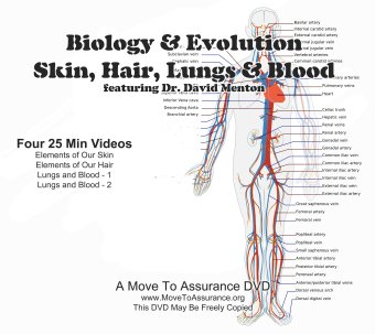 Biology Of The Human Body proves evolution false