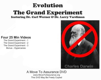 Evolution, The Grand Experiment and hypercanes