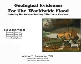 Geological Evidence For A World-Wide Flood